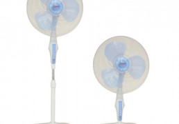 Kipas Angin Stand Fan Cosmos 16 inch Twino 16SNQ