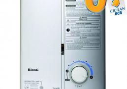 Water Heater Rinnai Gas 8 Lt per Mnt - REU55RTB