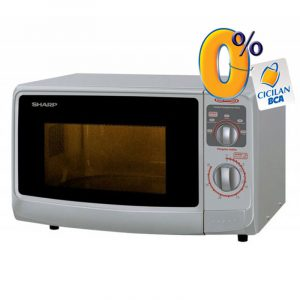 Sharp-Microwave-R222YW-