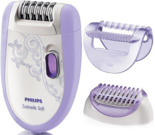 harga Philips Epilator 7.5 Watt - HP6509 Jualelektronik.com