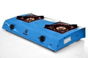Harga Kompor Gas 2 Tungku Electrolux ETG65EB biru