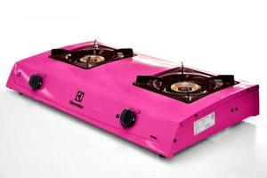Harga Kompor Gas 2 Tungku Electrolux ETG65ER pink
