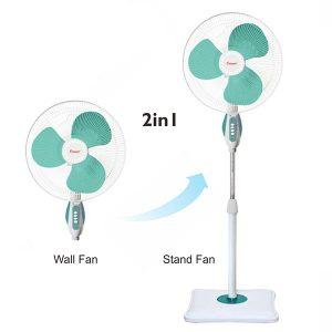 Harga Kipas Angin Cosmos Stand Fan and Wall Fan 16in 16SWA