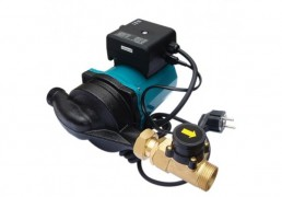 Wasser Pompa Booster 130W 10M 60L_Min - PB169EA