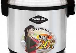 Yongma Magic Jar 20 L Blacktinum – YMJ501