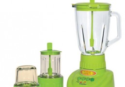 Miyako Blender Glass 1.5L 3in1 300W - BL152GF
