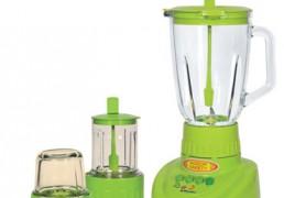 Blender Glass Miyako 1.5L 3in1 300W BL152GF