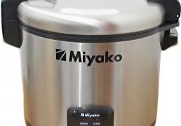 Harga Magic Com Miyako 6L MCG171