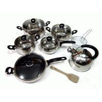 Harga Classic Cookware Set Oxone 12+2 pcs OX966