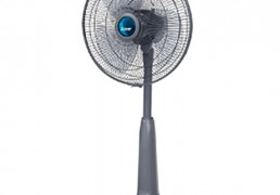 Mitsubishi Stand Fan 16in 2in1 Grey – R16GSGY