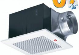 Harga KDK Exhaust Ceiling Sirrocco 6 inch 32CDH cicilan