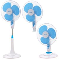 Harga Pisces Stand Fan 16 inch 3in1 NT-1671