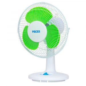 Harga Pisces Wall Desk Fan 9 inch 2in1 - NT 901 green