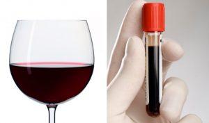 Red Wine - Blood
