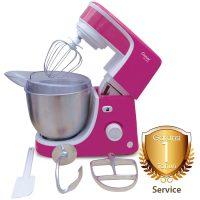 Harga Stand Mixer Cosmos Fancy Pink CM9000 garansi
