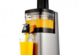 Hurom-Slow-Juicer-Dark-Grey-Plastic---HQDBE13