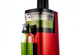 Hurom-Slow-Juicer-Ferari-(Red)-Plast---HQRBE13