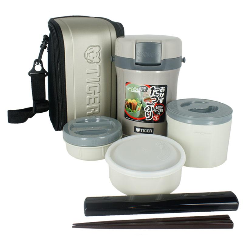 harga Tiger Lunch Box 1.7L - LWUB170 Jualelektronik.com