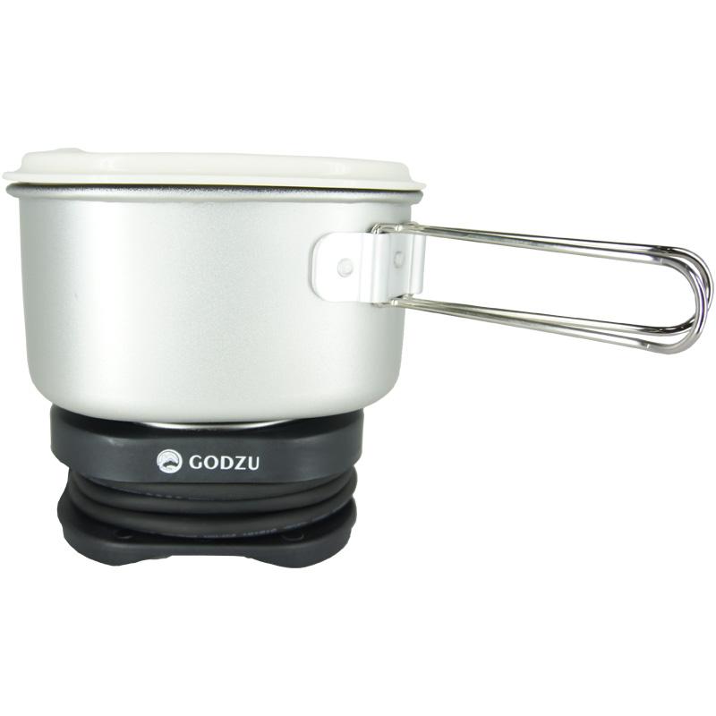 Godzu GTC350 – Travel Cooker 1 Liter 350 Watt