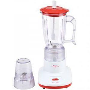 Harga Maspion Blender Plastik 1 Liter 2in1 MT1206 merah