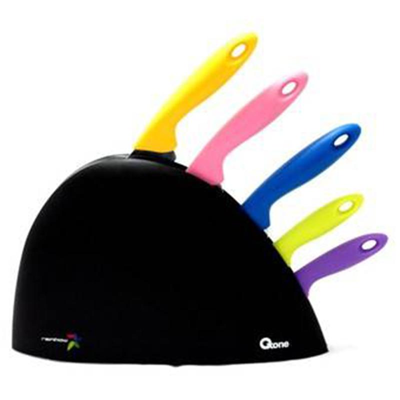 Oxone OX-606 - Rainbow Knife Set 5 pcs Jakarta Indonesia | Harga Jual Terbaik | JualElektronik.com