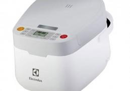 Harga Rice Cooker Electrolux Fuzzy Logic 1.2 Liter ERC6503W tampak samping
