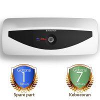 Harga Water Heater Ariston Horizontal 20 Liter 350W - SL20 garansi