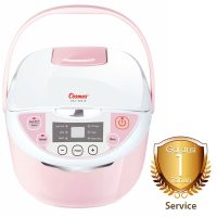 Harga Digital Rice Cooker Cosmos 1.8L 6in1 Nonstick CRJ3201D garansi