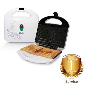 Harga Sandwich Toaster Kirin KST365 garansi