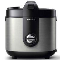 Harga Rice Cooker 2 Liter Philips Premium Plus Silver - HD3128/33