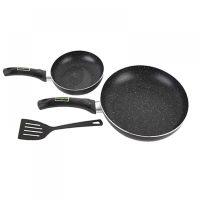 Harga Frying Pan 2 set Kangaroo 18 cm & 26 cm KG-916