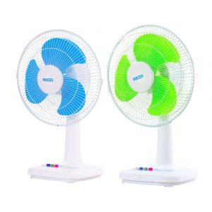 Harga Pisces Desk Fan 12 inch NT-1208 new
