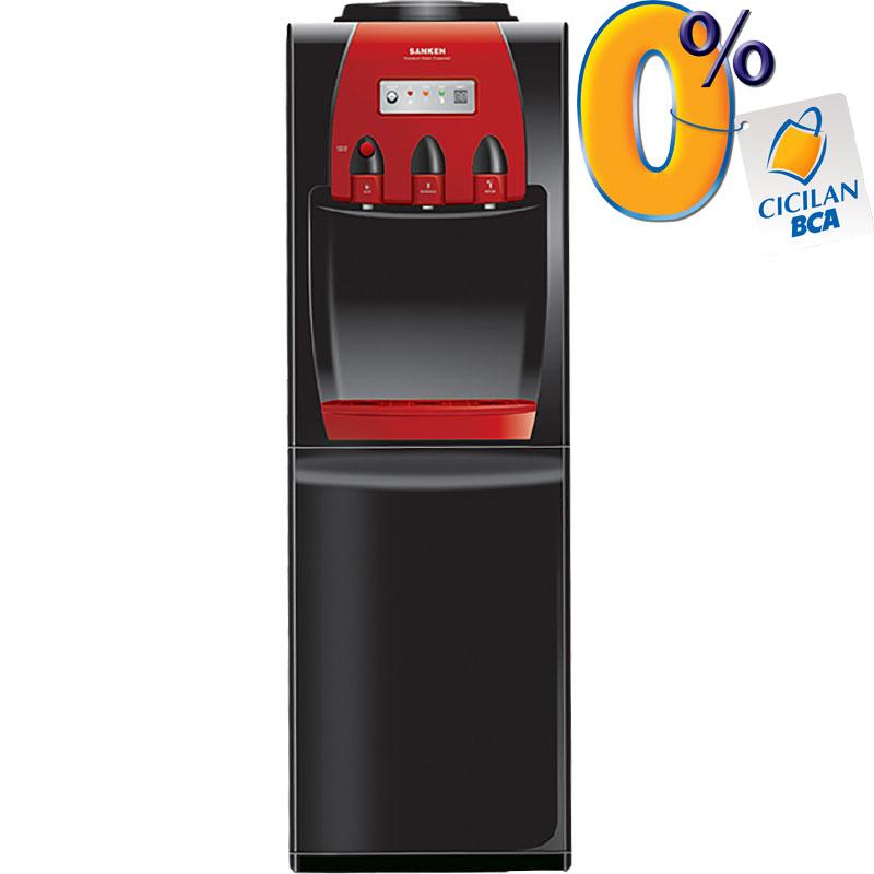 Sanken Dispenser 3 Kran Duratank- HWD763BR