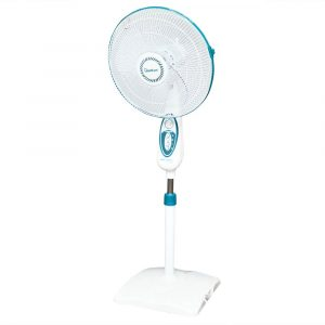 Quantum Stand Fan 16 inch - QSF212PT tampak samping