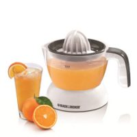 Harga Black+Decker Citrus Juicer 30 Watt 0.5 Liter - CJ200B1