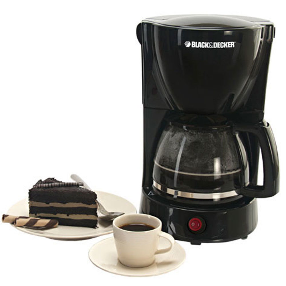Black Decker Dcm600 B5 Coffee Maker 8 10 Cup 800 Watt Jakarta Indonesia Harga Jual Terbaik Jualelektronik