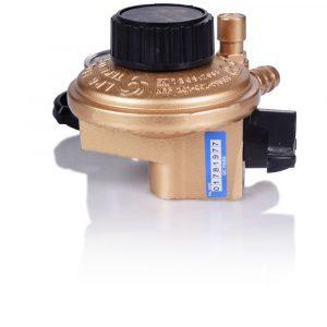 Harga Gascomp Regulator Meter Stel Premium GRP-2D tampak samping