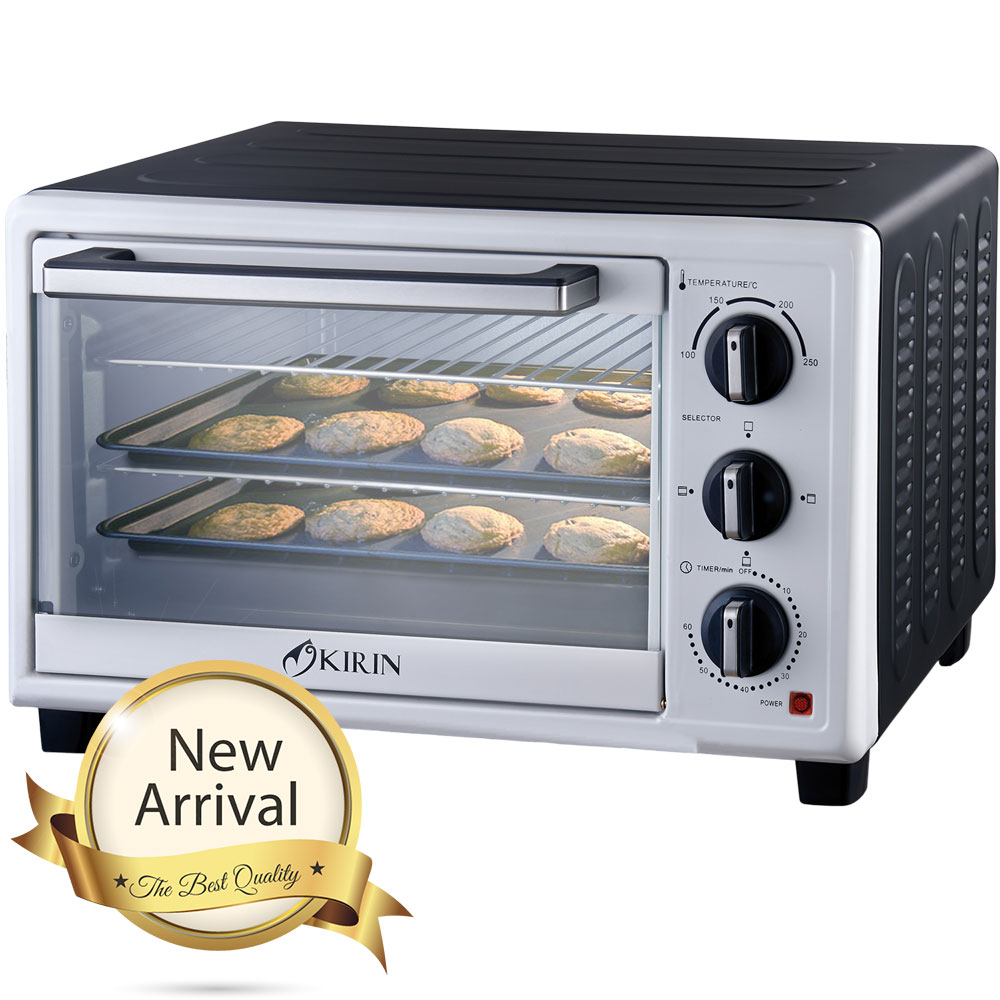 Kirin Oven Toaster 19 Liter Daya Low Watt - KBO190LW