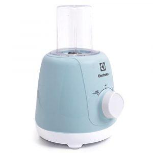 Harga Electrolux Blender Plastic 1.5 Liter 400 Watt - EBR-3416 tampak samping dengan dry mill