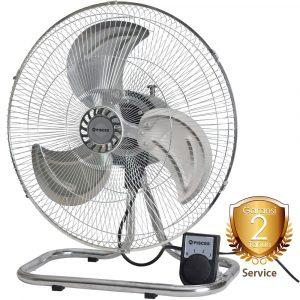 Harga Pisces Metal Wall Floor Fan 18 inch 2in1 - MWF 18 garansi