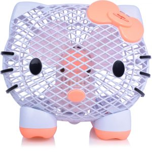 Harga Maspion Desk Fan 7 inch Hello Kitty - F 701