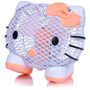 Harga Maspion Desk Fan 7 inch Hello Kitty - F 701 tampak samping