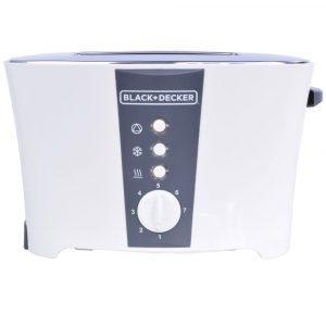 Harga Black+Decker 2 Slice Toaster - ET122 B1 new arrival