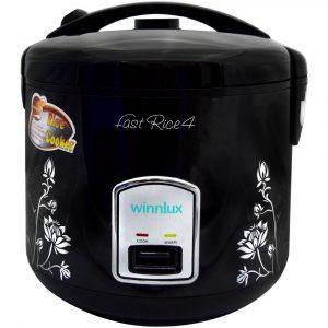 Harga Winn Gas Rice Cooker 1.8 Liter Black - APR308B