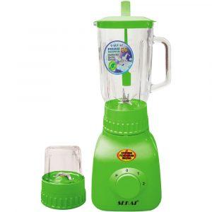 Harga Sekai Blender Gelas 1 Liter 2in1 - BL751GL hijau