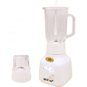 Sekai Blender Gelas 1 Liter 2in1 - BL751GL