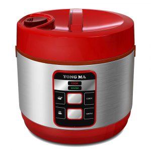 Harga YONG MA Magic Com 2 Liter - YMC114 merah