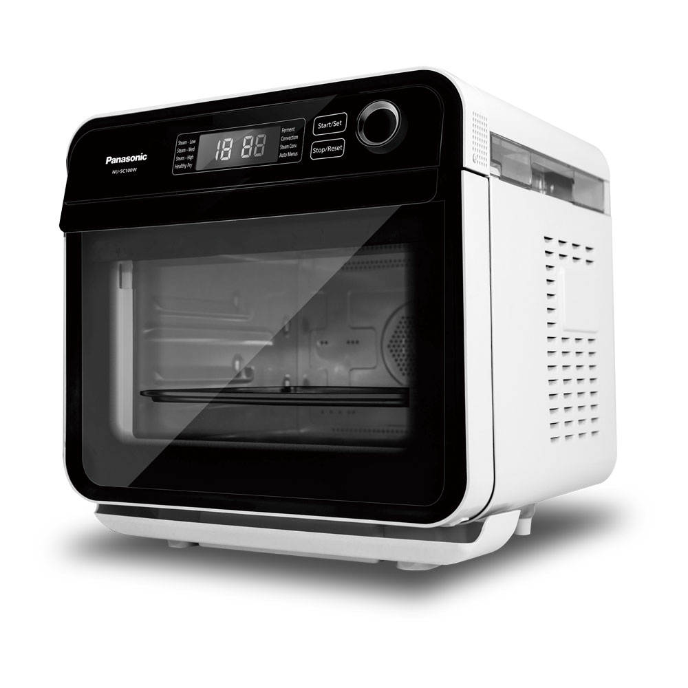 Panasonic NUSC100 – Microwave and Steam
