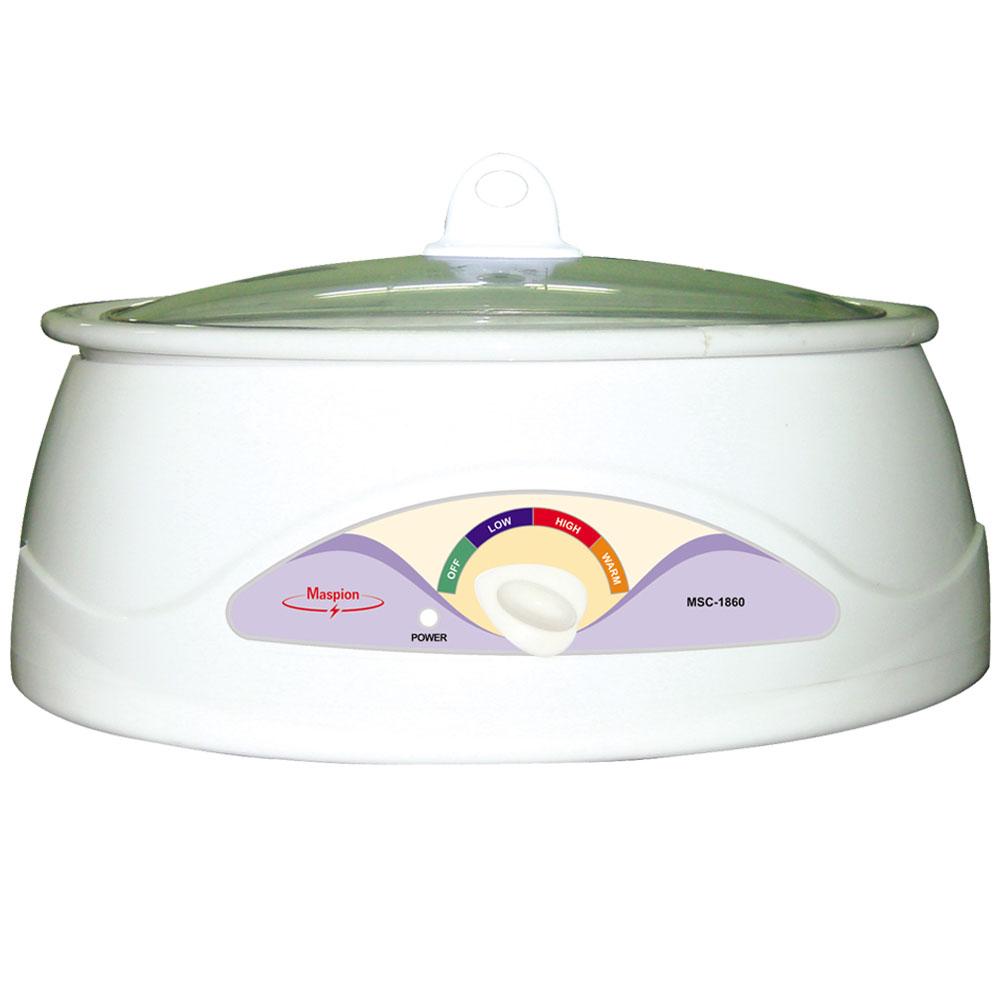 Maspion MSC1860 – Slow Cooker 6 Liter