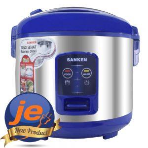 Harga Sanken Magic Com 1.8 Liter Stainless Steel - SJ-2000M new arrival